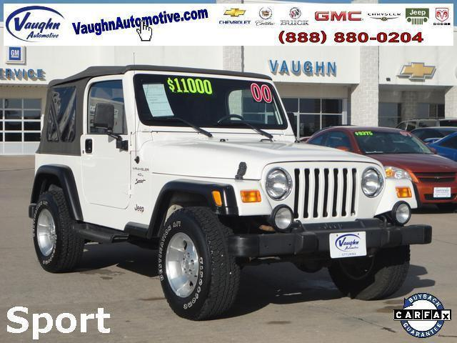 2000 jeep wrangler sport 2000 jeep wrangler sport car for sale in. Cars Review. Best American Auto & Cars Review