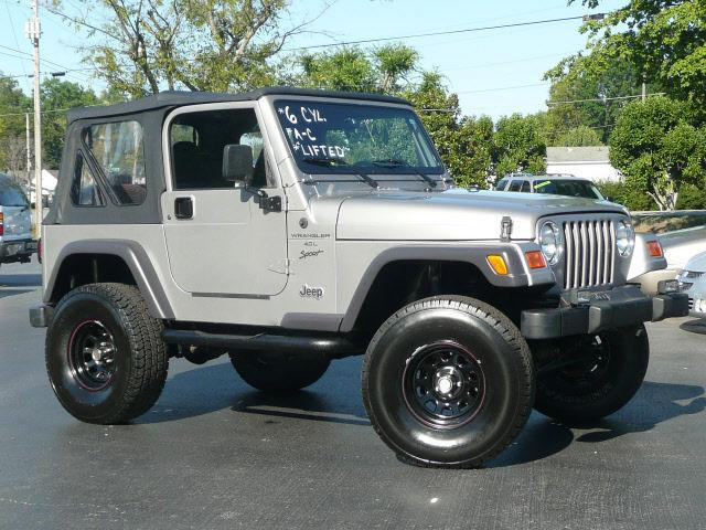 2000 jeep wrangler sport for sale in russellville kentucky classified. Black Bedroom Furniture Sets. Home Design Ideas