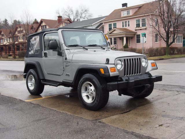 2000 jeep wrangler sport wheeling wv for sale in bethlehem west virginia classified. Black Bedroom Furniture Sets. Home Design Ideas