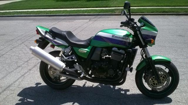 2000 Kawasaki ZRX 1100 Black 1999 Zrx Green For Sale In Briar Park New York