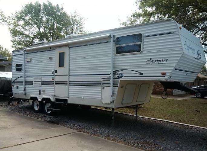 2000 Keystone Sprinter 5th Wheel For Sale In Allport Arkansas Classified Americanlisted Com