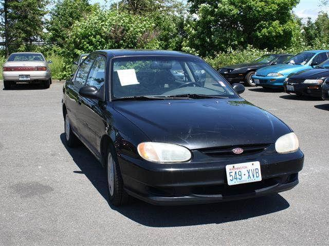 2000 Kia Sephia Ls For Sale In Burien Washington