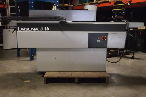 2000 Laguna J16 Wood Jointer #PF/400 (Woodworking Machinery) for Sale ...