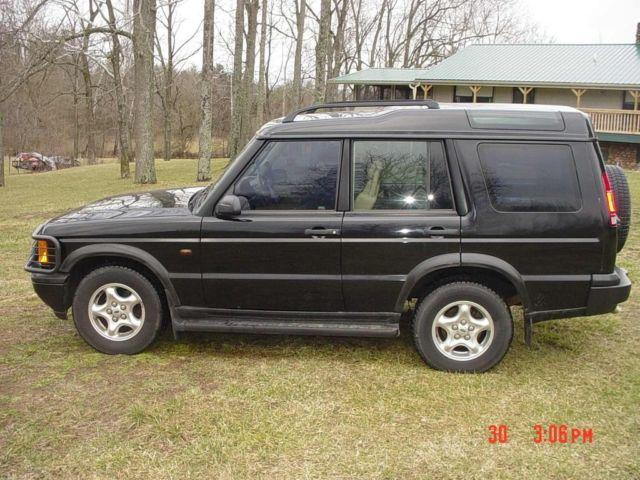 2000 land rover discovery ii suv v8 automatic 93 000 miles for sale in houston texas classified. Black Bedroom Furniture Sets. Home Design Ideas
