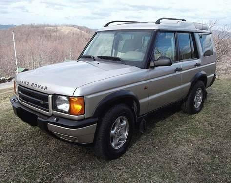 2000 land rover discovery seii for sale in balm north carolina classified. Black Bedroom Furniture Sets. Home Design Ideas