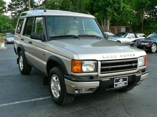 2000 land rover discovery series ii for sale in marietta georgia classified. Black Bedroom Furniture Sets. Home Design Ideas