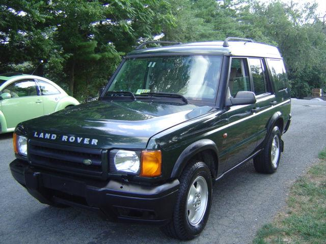 2000 land rover discovery series ii for sale in leesburg virginia classified. Black Bedroom Furniture Sets. Home Design Ideas