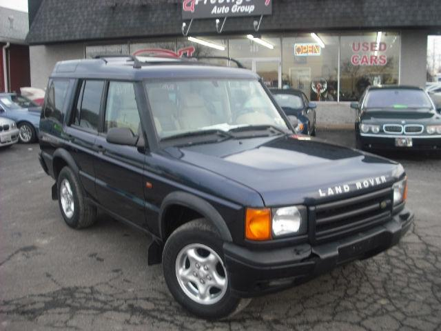 2000 land rover discovery series ii for sale in tallmadge ohio classified. Black Bedroom Furniture Sets. Home Design Ideas