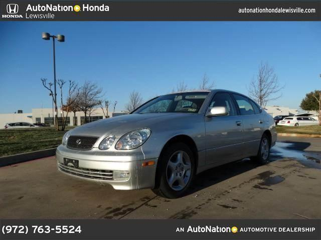 2000 lexus gs 300 for sale in lewisville texas classified. Black Bedroom Furniture Sets. Home Design Ideas
