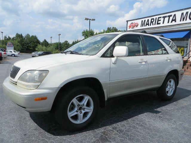 2000 lexus rx 300 4dr suv for sale in marietta georgia classified. Black Bedroom Furniture Sets. Home Design Ideas