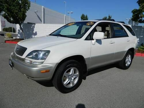 2000 lexus rx 300 2000 lexus rx 300 car for sale in fremont ca 4346712194 used cars on. Black Bedroom Furniture Sets. Home Design Ideas