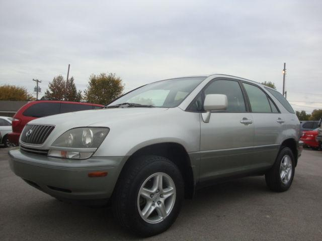 2000 lexus rx 300 base for sale in skiatook oklahoma. Black Bedroom Furniture Sets. Home Design Ideas