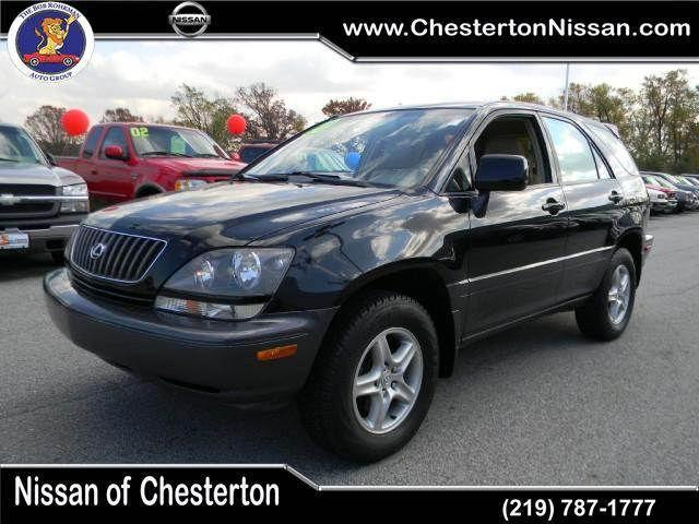 2000 Lexus Rx 300 Base For Sale In Burns Harbor Indiana