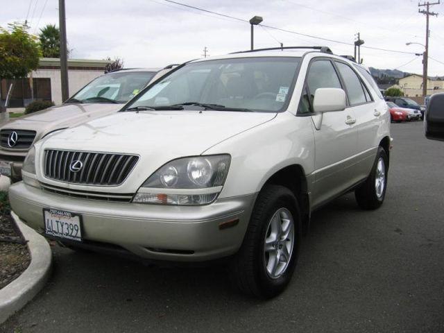 2000 lexus rx 300 base 2000 lexus rx 300 base car for sale in vallejo ca 4347801513 used. Black Bedroom Furniture Sets. Home Design Ideas