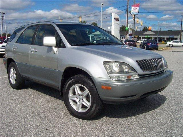 2000 lexus rx 300 base for sale in anderson south carolina classified. Black Bedroom Furniture Sets. Home Design Ideas