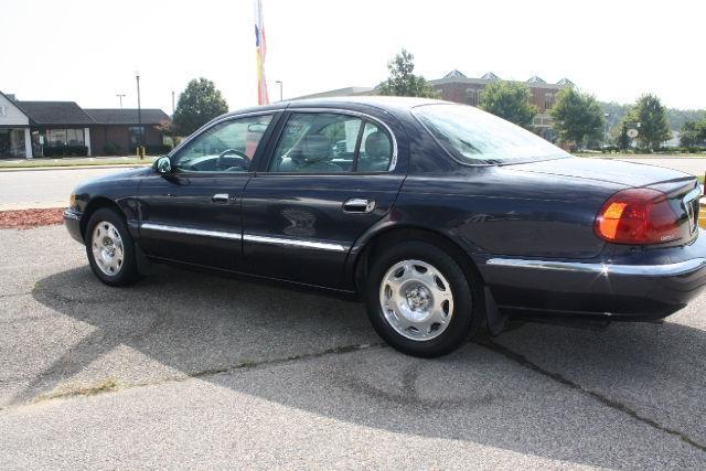 2000 Lincoln Continental For Sale In Smithfield Virginia