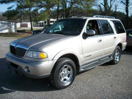 2000 lincoln navigator suv 4x4 for sale in hartselle alabama classified. Black Bedroom Furniture Sets. Home Design Ideas