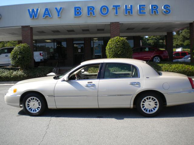 Cars For Sale Newnan Ga 2000: 2000 Lincoln Town Car Cartier For Sale In Hawkinsville