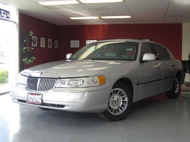 2000 Lincoln Town Car Cartier For Sale In San Diego California