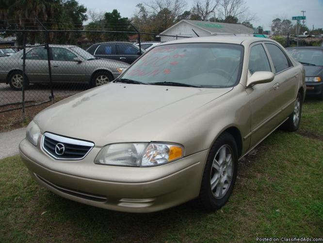 2000 Mazda 626 Great Cars For Down Diamond Dave S Auto
