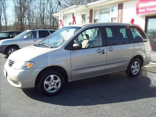 2000 mazda mpv minivan lx for sale in beemerville new jersey classified. Black Bedroom Furniture Sets. Home Design Ideas