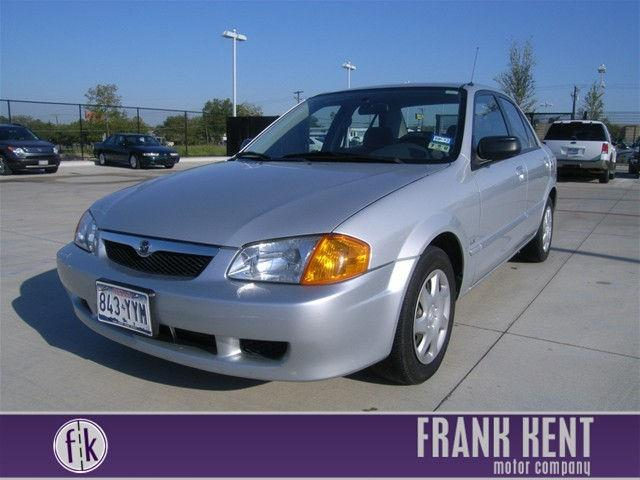 2000 Mazda Protege Lx For Sale In Fort Worth Texas Classified