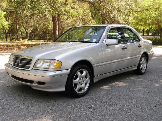 2000 mercedes benz c class c230 kompressor for sale in