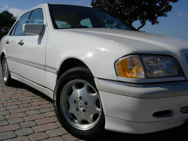 2000 Mercedes Benz C Class C230 Kompressor