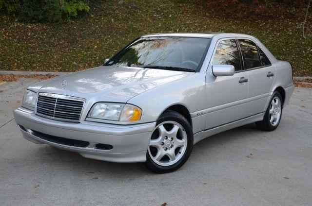 2000 Mercedes Benz C Class C230 Kompressor For Sale In Nashville Tennessee Classified