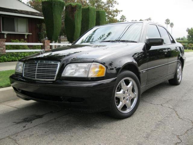 2000 mercedes benz c class c280 for sale in van nuys for Mercedes benz van nuys inventory