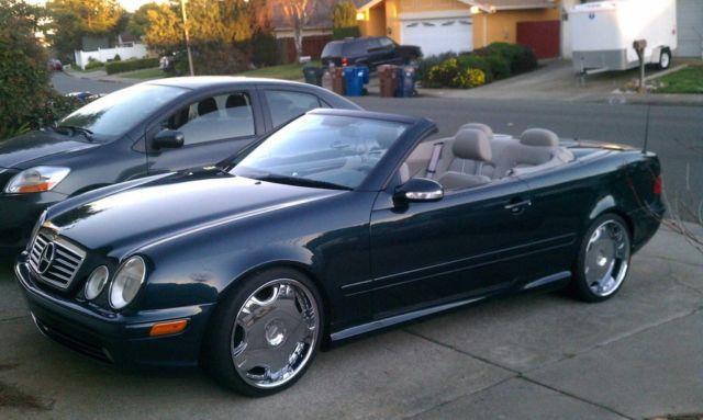 Mercedes Benz Riverside >> 2000 Mercedes-Benz CLK 430 Convertible for Sale in Benicia, California Classified ...