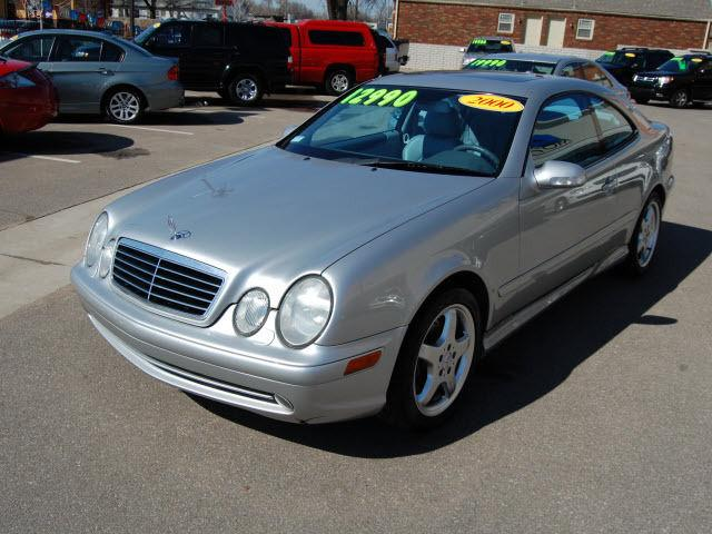 2000 mercedes benz clk class 430 for sale in wichita. Black Bedroom Furniture Sets. Home Design Ideas