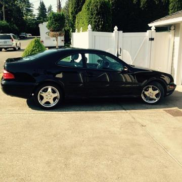 2000 mercedes benz clk430 for sale in seattle washington for Mercedes benz for sale seattle