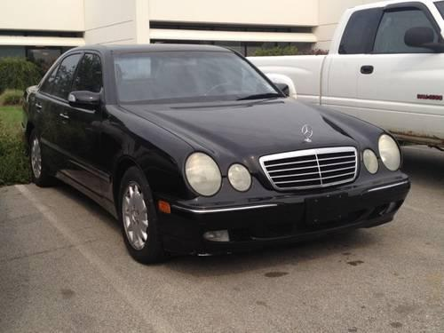 2000 mercedes benz e class 4dr car for sale in fort wayne for Mercedes benz fort wayne indiana