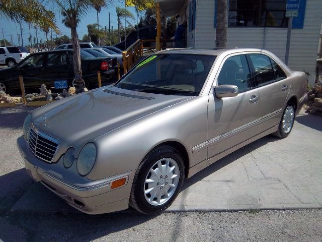 2000 mercedes benz e class e320 4matic for sale in for Mercedes benz melbourne fl