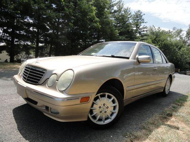 2000 mercedes benz e class e320 for sale in leesburg virginia classified. Black Bedroom Furniture Sets. Home Design Ideas