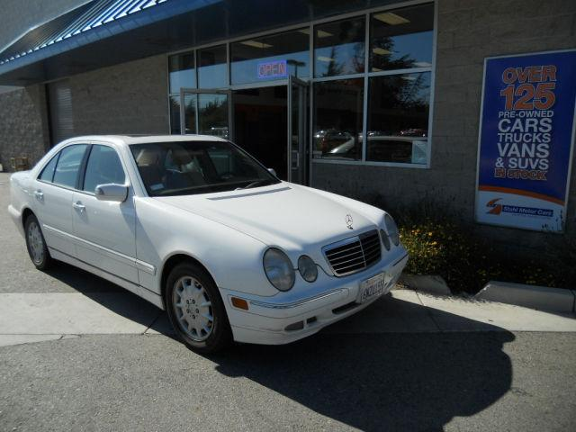 2000 Mercedes Benz E Class E320 For Sale In Monterey