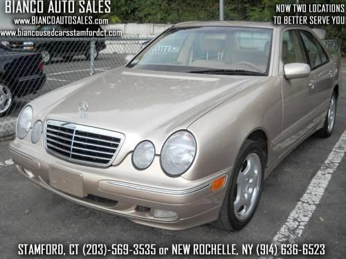 2000 mercedes benz e class e430 83k miles awd for sale for Mercedes benz under 10000 dollars
