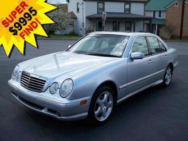 2000 mercedes benz e class e430 for sale in harmony for 2000 mercedes benz e class e320