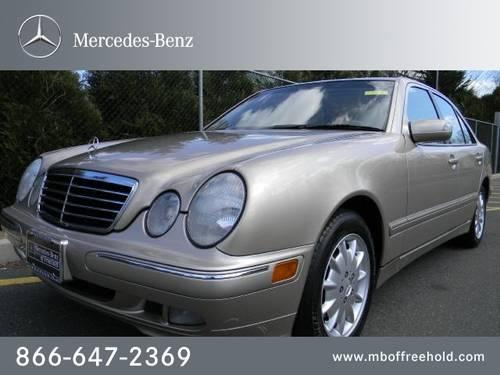 2000 mercedes benz e class sedan 4dr sdn 3 2l for sale in for Mercedes benz freehold