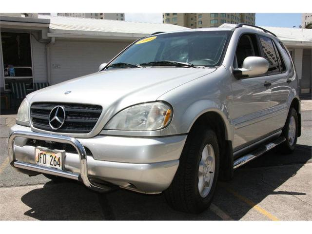 2000 mercedes benz m class ml320 4matic for sale in. Black Bedroom Furniture Sets. Home Design Ideas