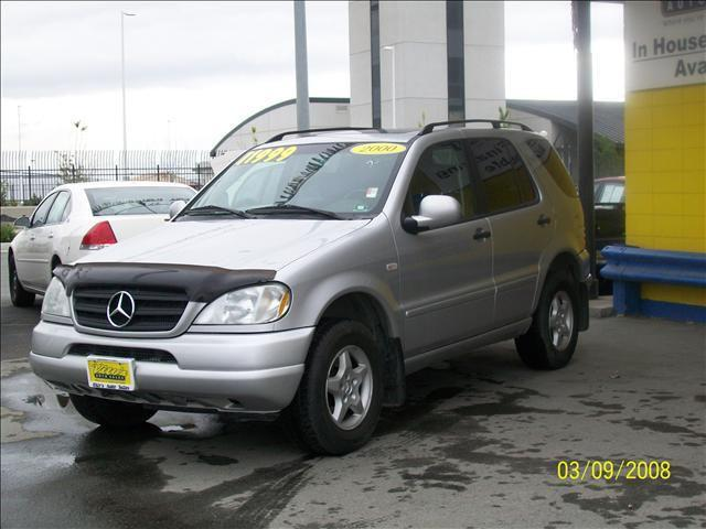 2000 mercedes benz m class ml320 4matic for sale in for Mercedes benz of anchorage
