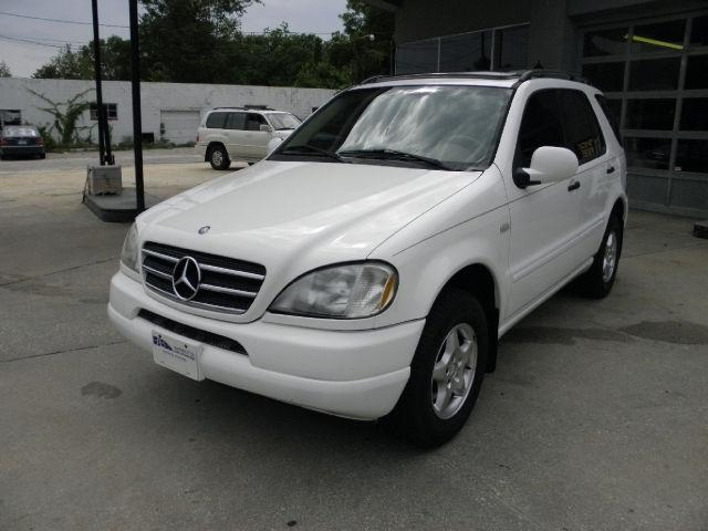 2000 mercedes benz m class ml320 for sale in hartsville