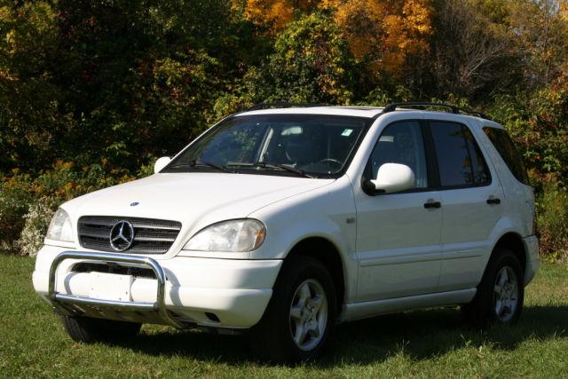 2000 mercedes benz m class ml320 for sale in crystal lake
