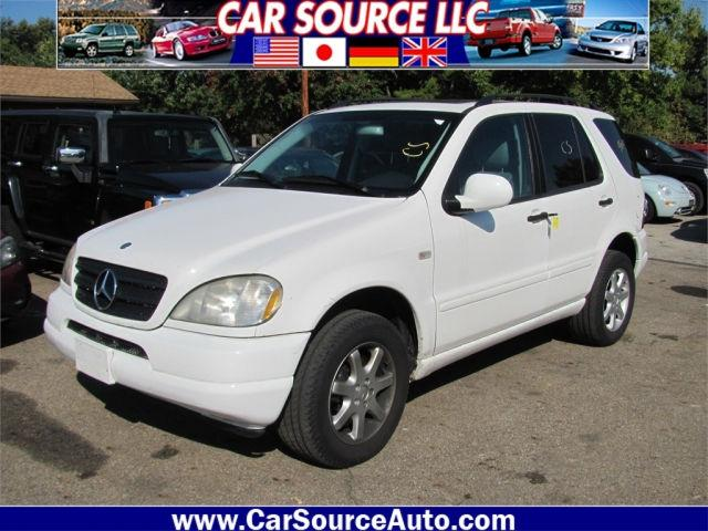2000 mercedes benz m class ml430 4matic for sale in grove for Mercedes benz elk grove