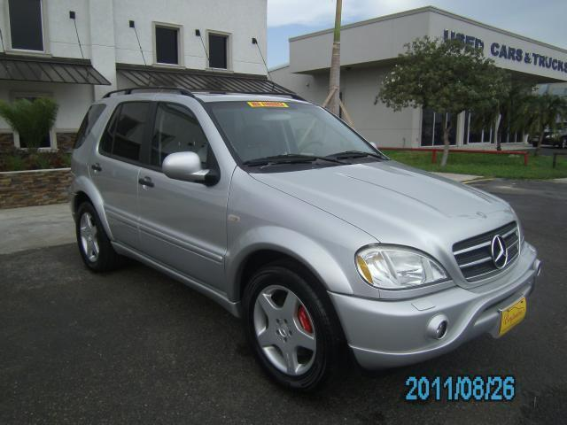2000 mercedes benz m class ml55 amg 4matic for sale in pharr texas classified. Black Bedroom Furniture Sets. Home Design Ideas