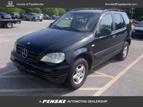 2000 mercedes benz m class suv ml320 4dr awd 3 2l suv for for Mercedes benz ml320 suv
