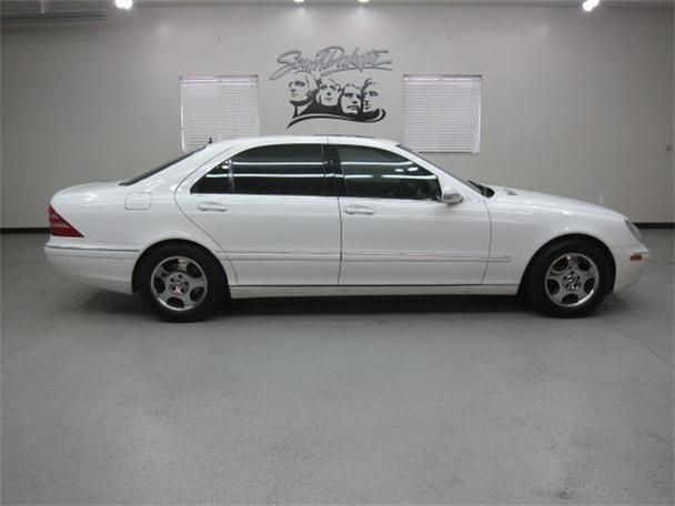 2000 mercedes benz s class for sale in sioux falls south for 2000 mercedes benz s class for sale