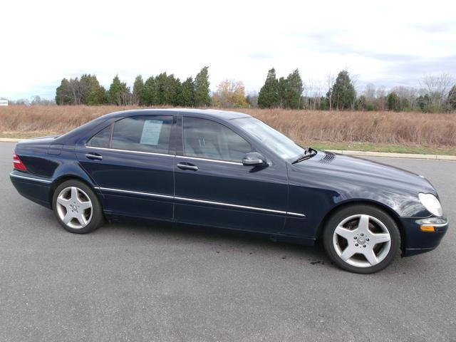 2000 mercedes benz s class s430 for sale in fredericksburg for 2000 mercedes benz s class for sale