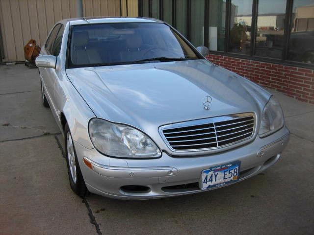 2000 mercedes benz s class s500 for sale in canton south for 2000 mercedes benz s class for sale
